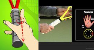 teknik dasar tenis