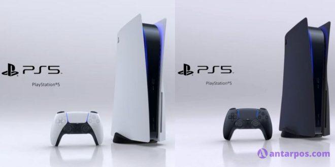 PS5 resmi Hadir di Indonesia