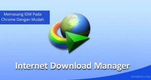 cara download IDM