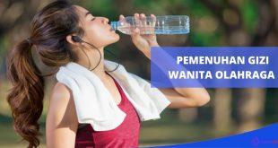 Wanita Olahraga Butuh Asupan Nutrisi Khusus