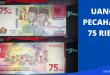 uang pecahan 75 ribu